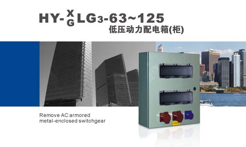 HY-LG3-63 低压动力配电箱
